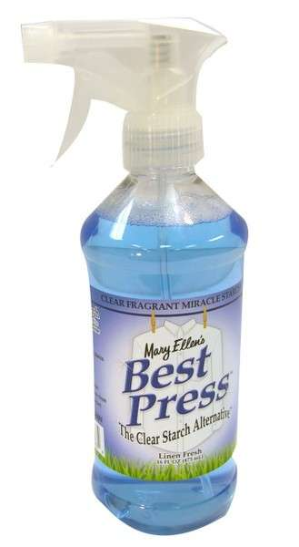 Best Press 16oz Linen Fresh