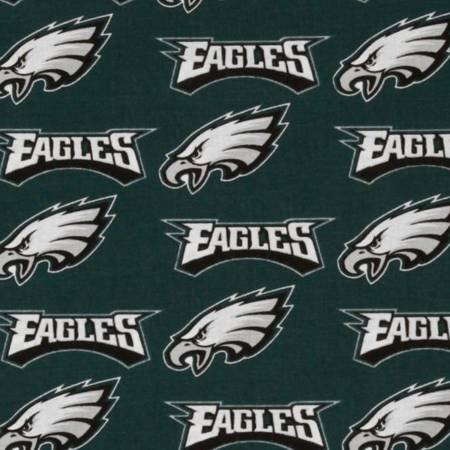 Green Philadelphia Eagles 60 Wide 6210-D