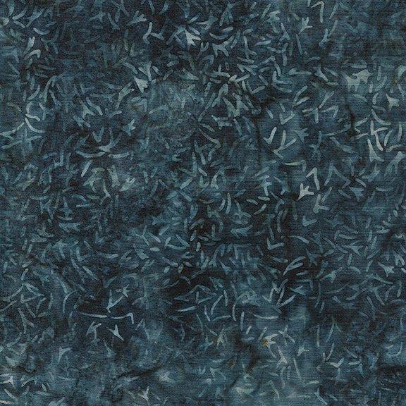 Tweet Batik 71190-4560 Pine Needles - Dark Lagoon