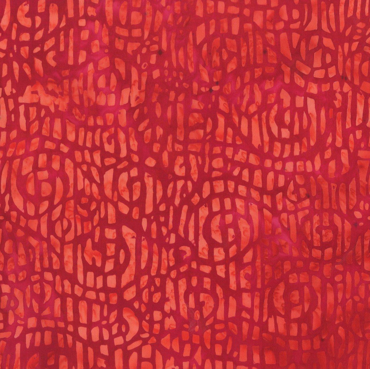 Anthology Batik Print - Tattoo 802Q-3