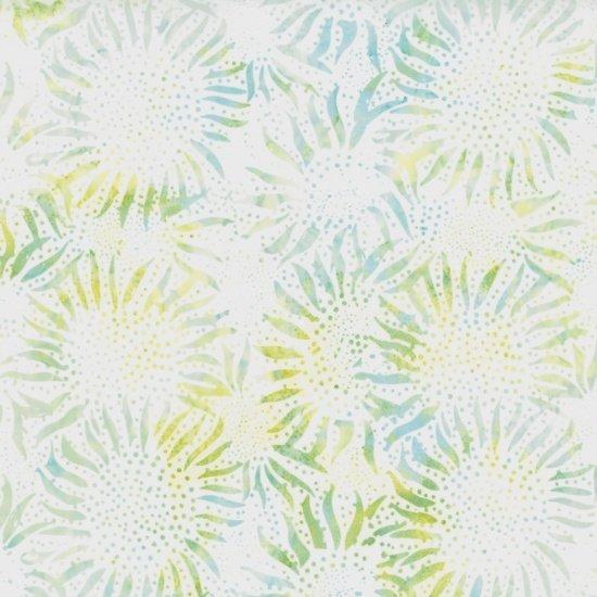Hoffman Bali Chop Sunflower 884-580 Cypress