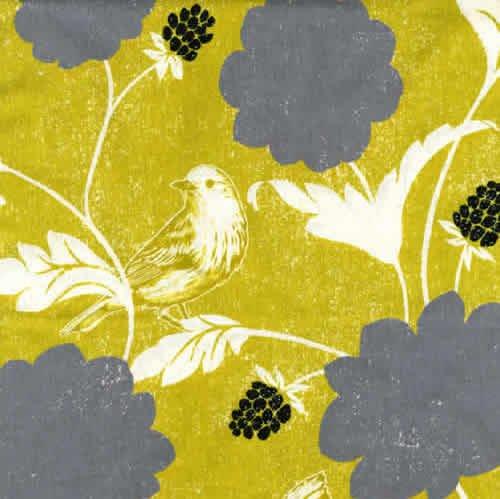 Dahlia 15% linen (yellow)