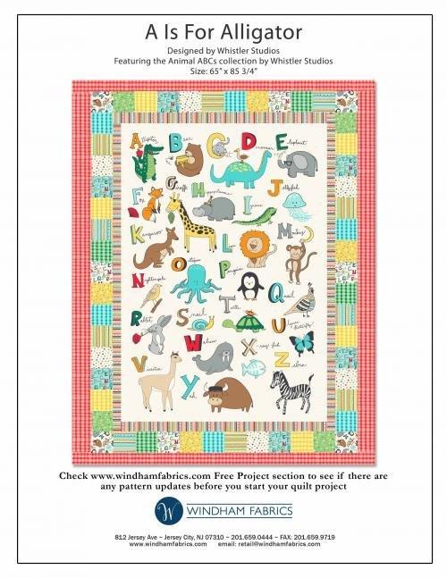 Animal ABC's Finishing Kit