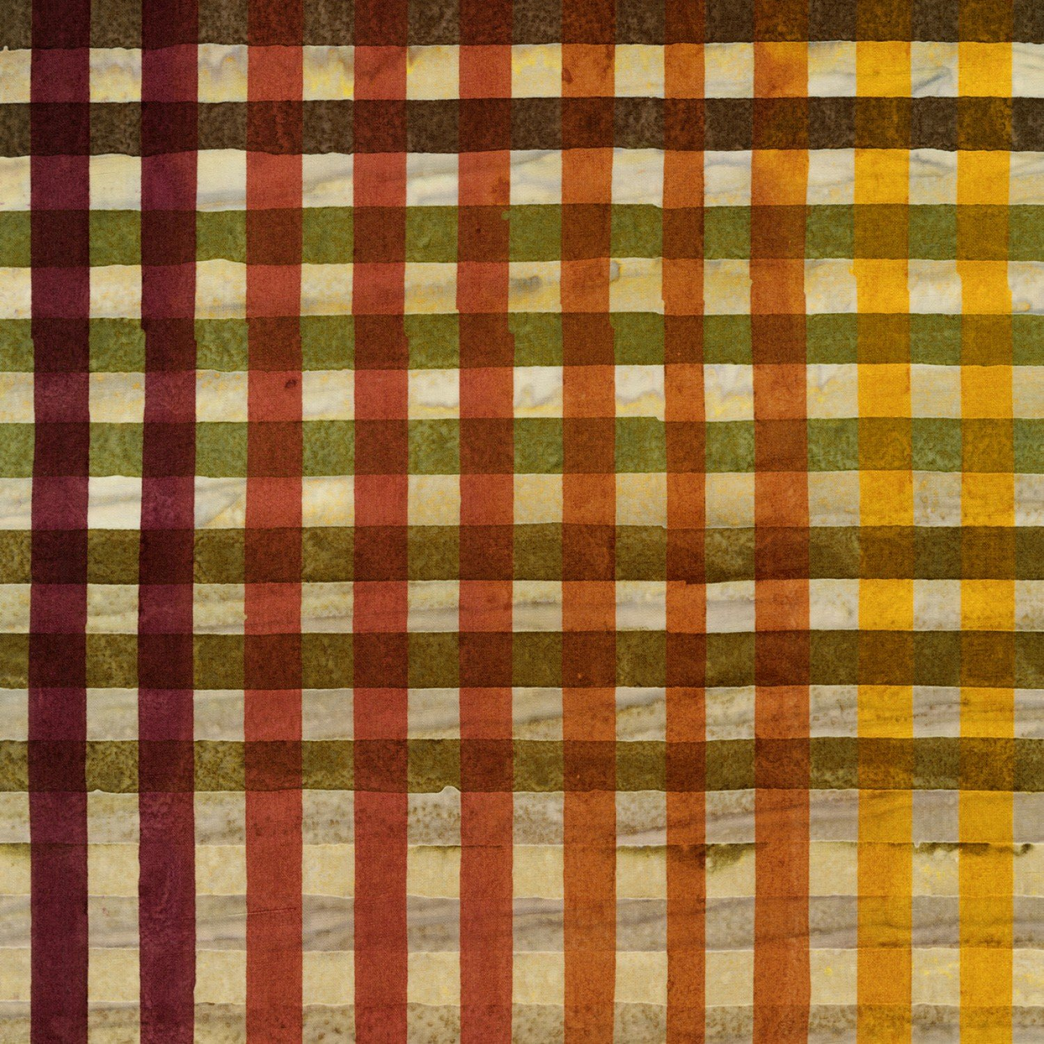 Artisan Batiks: Hand Painted Gingham Collection AMD17769-222