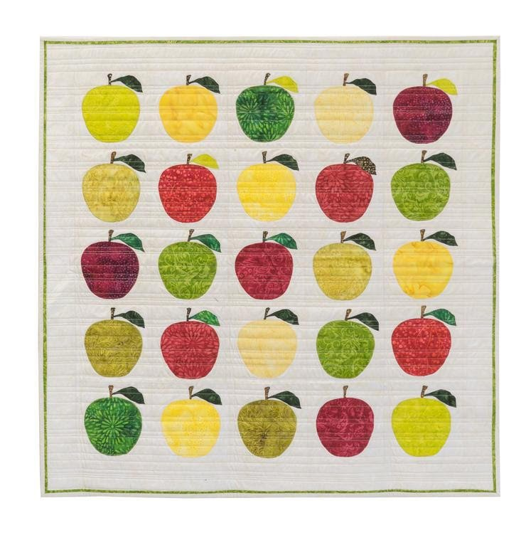 An Apple a Day Pattern