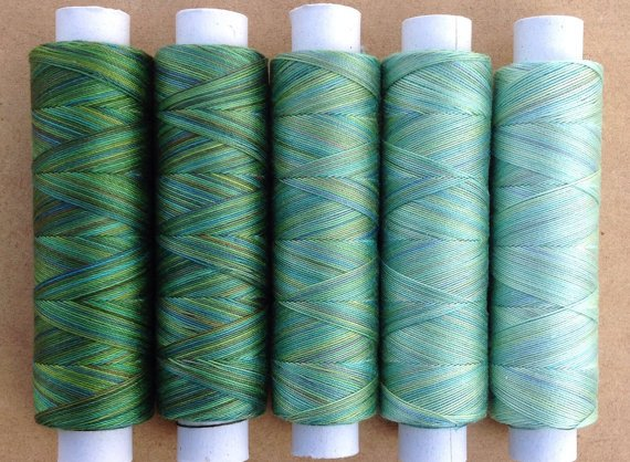 Oliver Twists Threads - Apple Tones