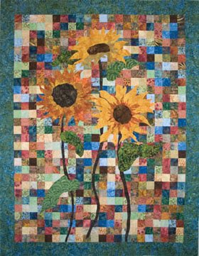 Quilt Backing -  Autumn's Arrival Quilt