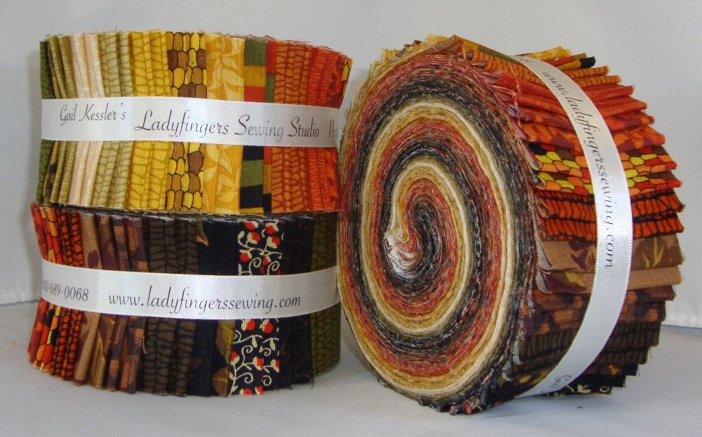 Autumn Strip Roll