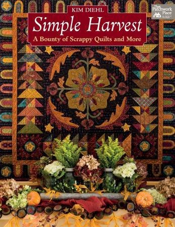 Simple Harvest Book - Softcover