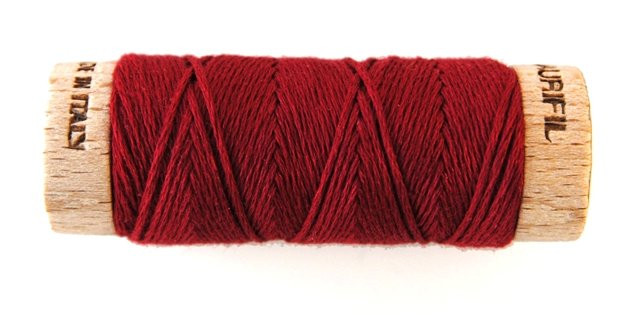 Aurifloss 6 Strand Cotton Solid Floss 18yd Spool Burgundy 1103