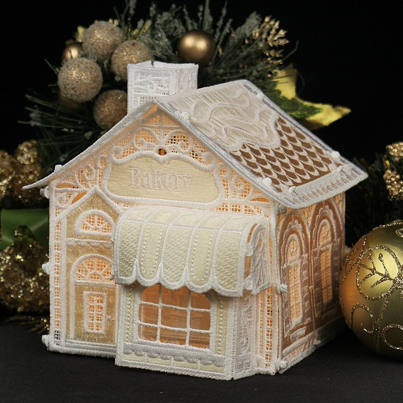 OESD Christmas Village: Bakery CD