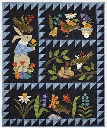 Bertie's Spring Quilt Kit