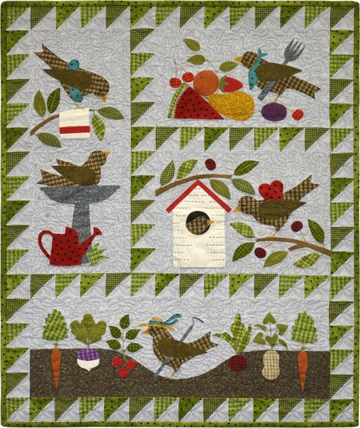 Bertie's Summer Quilt Kit