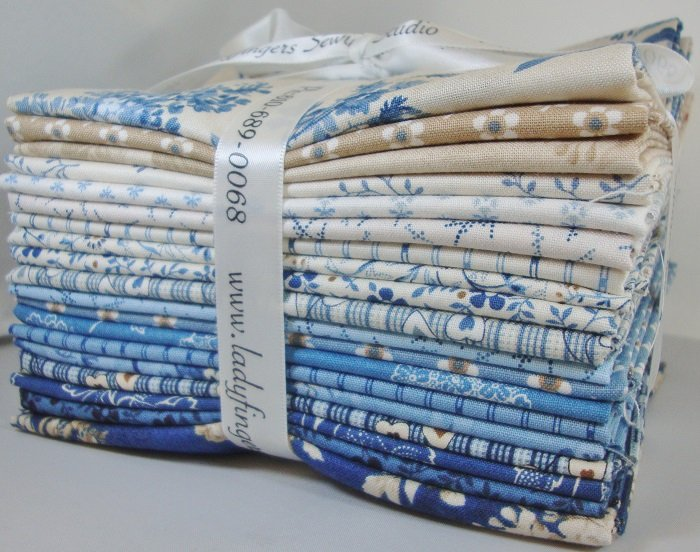 Blue Sky Fat Quarter Bundle