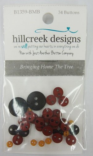 Bringing Home The Tree Button Pack