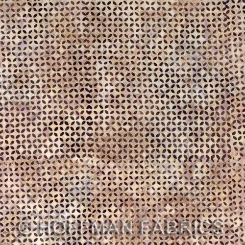 Antique Tan Hoffman Batik C252-A64