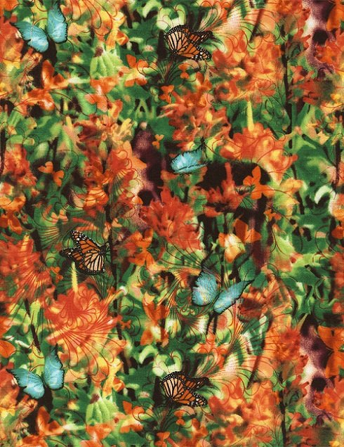The Wildflower Collection Indian Paintbrush C4055-GARDEN