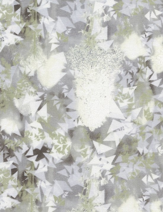 The Wildflower Collection Bear Grass Light C4059-SILVER