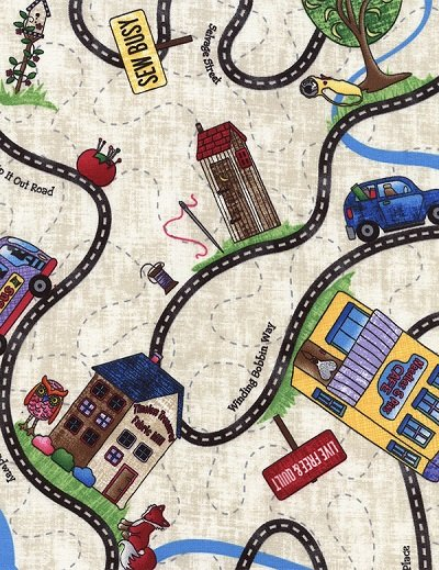 Map Home Sweet Home C4492-MULTI