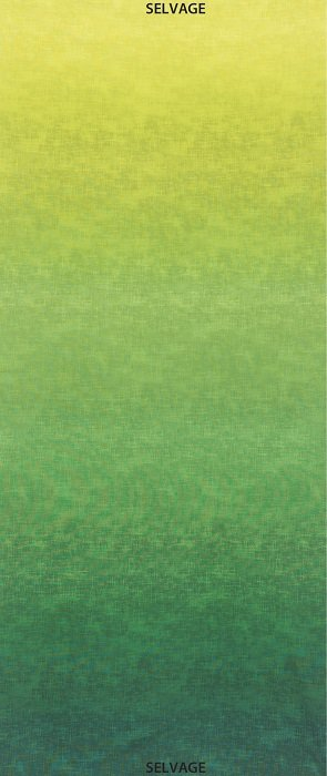Ombre Texture Green