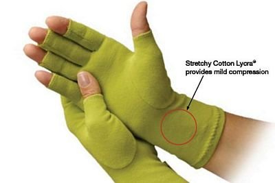 Crafter's Comfort Glove - Medium