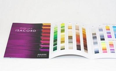 Isacord Thread Chart