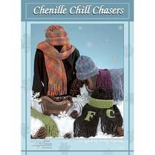 Chenille Chill Chasers Pattern
