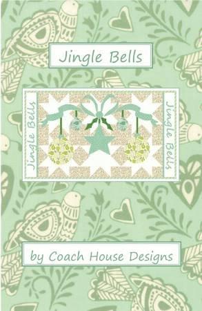 Jingle Bells Wall Hanging Pattern