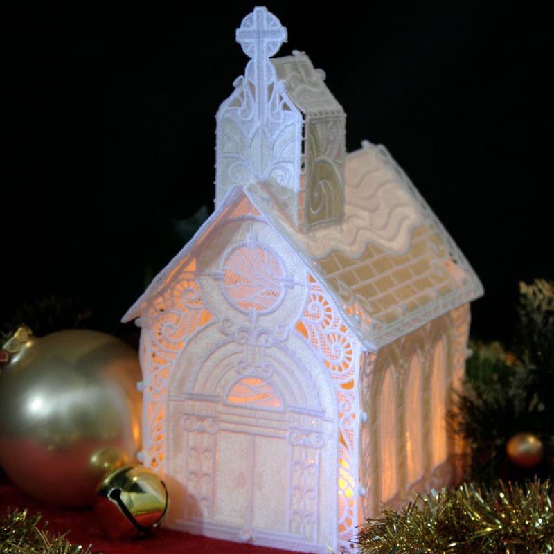 OESD Christmas Village: Church CD