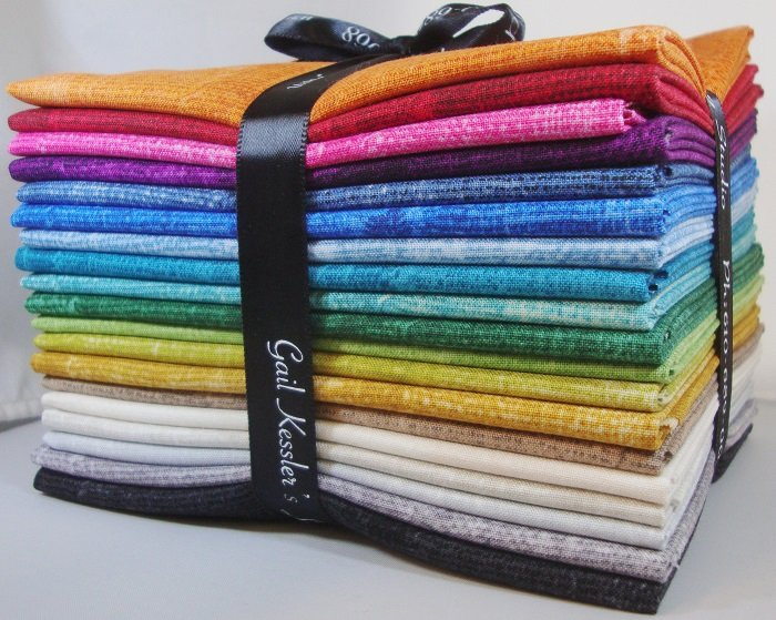 Color Influence Fat Quarter Bundle