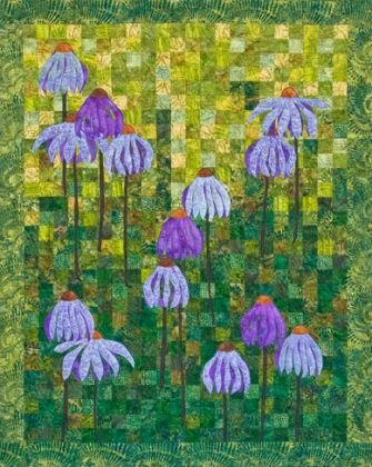 Coneflower Garden Quilt Kit