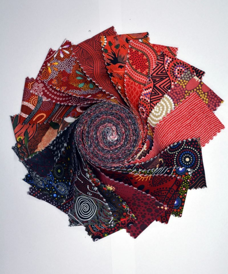 Aboriginal Dreamtime Rolls - Assorted 40 Strips