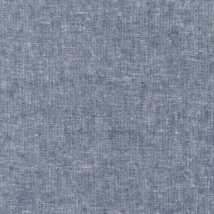 Essex Linen - Yarn Dyed - Indigo E064-1178