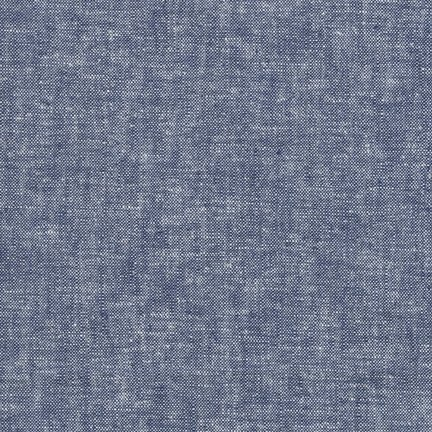Essex Linen - Yarn Dyed - Denim E064-1452
