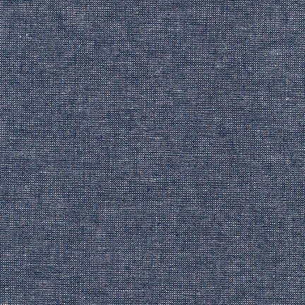 Essex Linen - Yarn Dyed Metallic - Midnight E105-1232