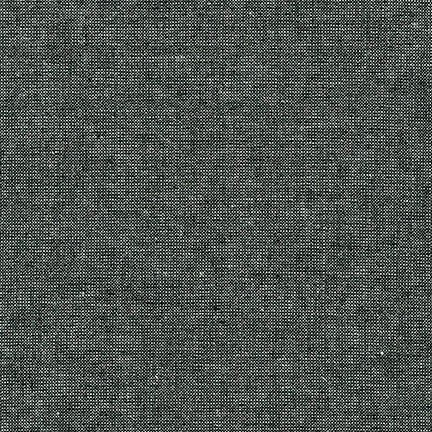 Essex Linen - Yarn Dyed Metallic - Ebony E105-364