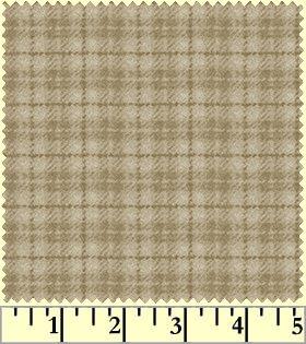 Woolies Flannel F18502-T