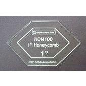 Honeycomb 1 Acrylic Fabric Template