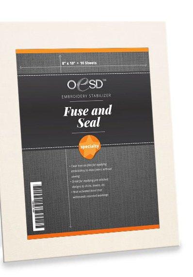 OESD Fuse and Seal CutAway 8 x 10