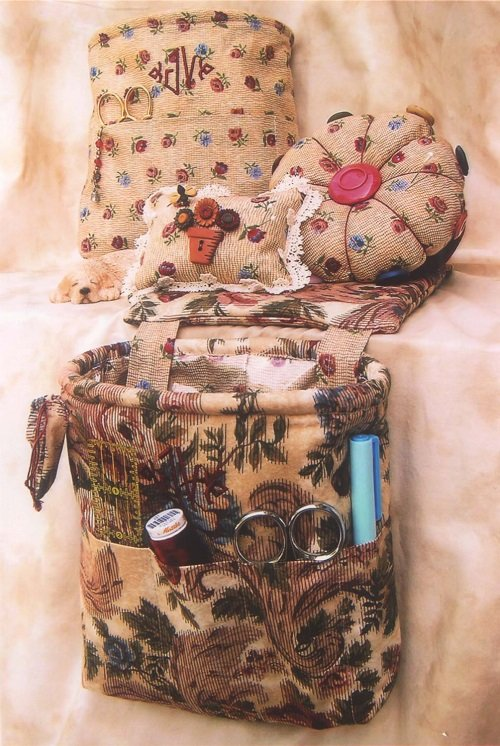 Grahams's Pins & Pouches Pattern