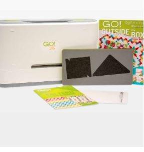GO! Ready Set Go! Ultimate Fabric Cutting System