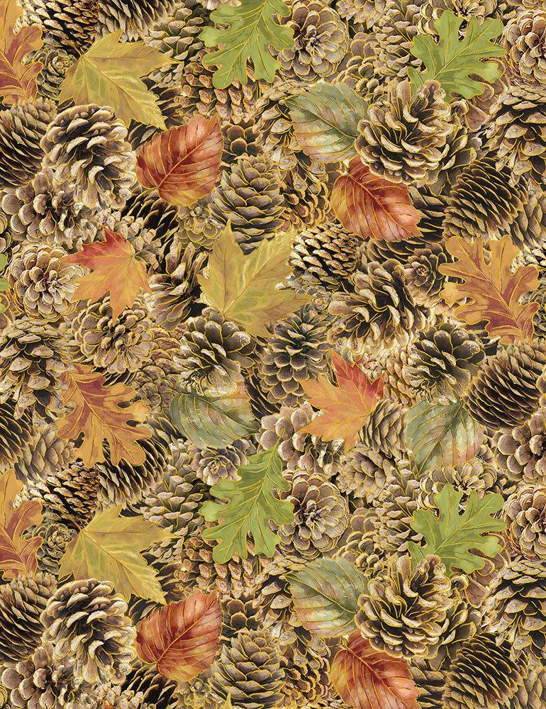 Harvest Pinecones CM6393-AUTUMN