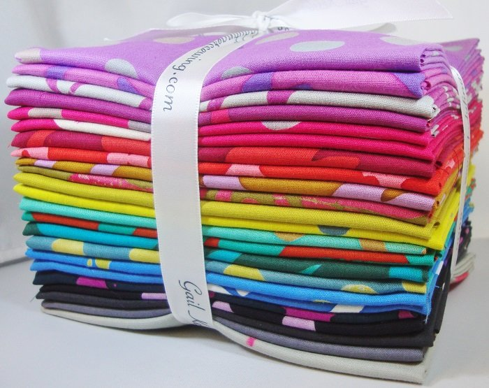 Handcrafted Fat Quarter Bundle (Patchwork + II)