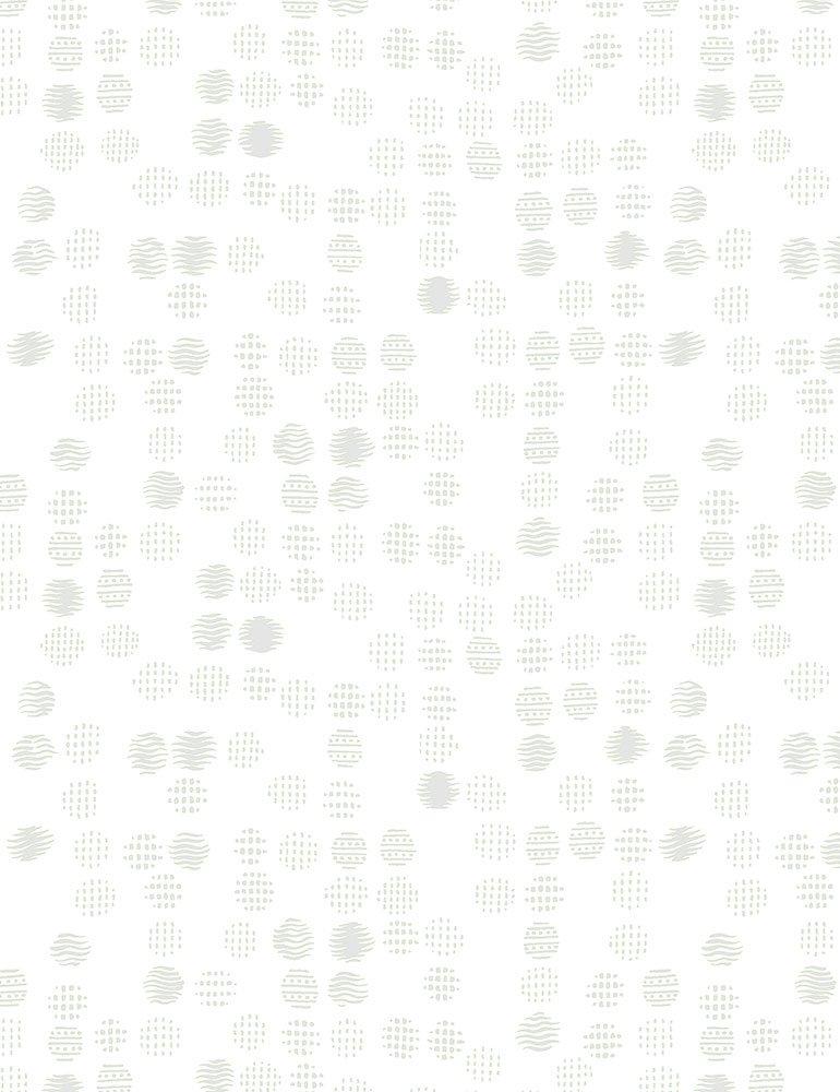 Hue C7105-WHITE (Geo Dots)
