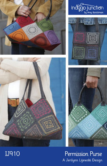 Permission Purse by Indygo Junction