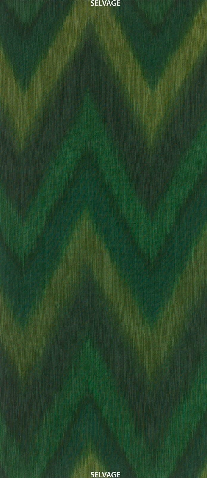 Ikat Basics Green [Selvedge to Selvedge] C4748-GREEN