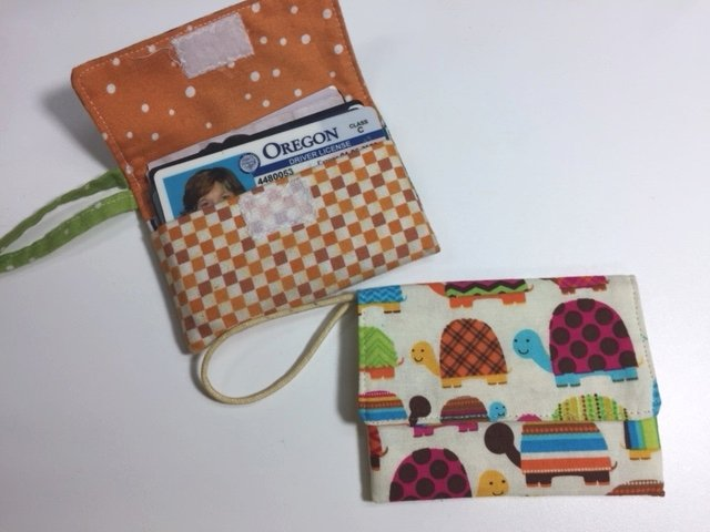 Money Bag Pattern by Quiltsmart