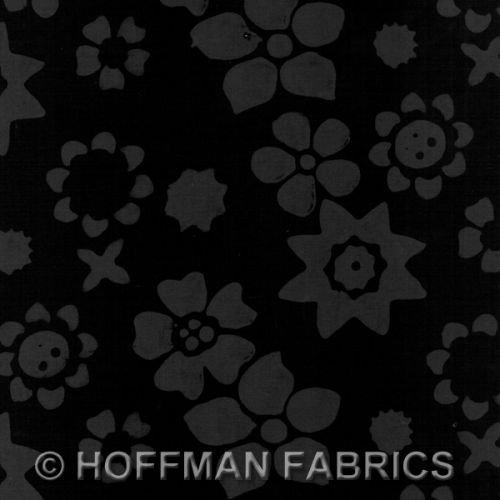 Hoffman Batik - Raven K2463-494