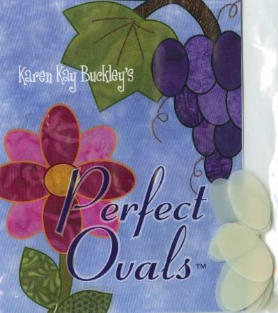 Perfect Ovals by Karen K Buckley
