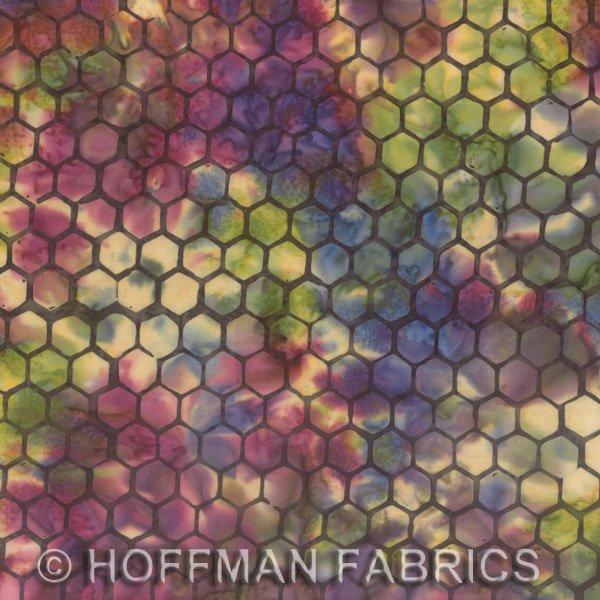 Honeycomb Napa - Bali Chop Hoffman Batik L2622-287